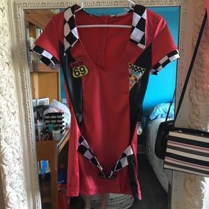 Other - Race car Grand Prix Costume
